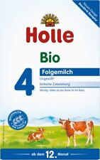 12 x Boxes Holle Organic Stage 4 Baby Infant Formula Germany Exp.04-2020 New