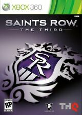 Saints Row 3 (Platinum Hits) (Xbox 360)