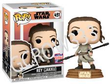 Star Wars - Rey (Jakku) #451 SDCC 2021 Funko Pop Vinyl PREORDER