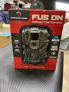Stealth Cam Fusion Cellular Trail Camera - AT&T Certified