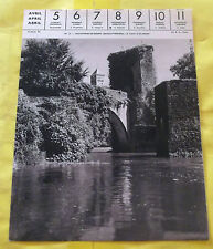 1959 Image Poster SAUVETERRE-DE-BÉARN BASSES-PYRÉNÉES LE GAVE D'OLORN. régional
