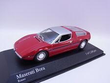 LOT 26205 | Minichamps 400123404 Maserati Bora 1972 Modellauto 1:43 OVP