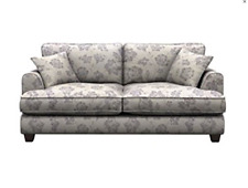BRAND NEW Camden Large Fabric Sofa - Floral