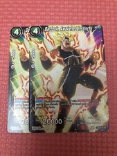 (x2) Bardock Awakened Instincts Dragon Ball Super Card Game TCG