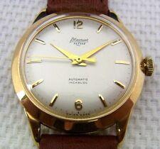 Eine schöne Armbanduhr.  Marke : Blumus DeLuxe  Material : 585/-Gold
