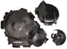 Suzuki gsxr600 gsxr750 k6-k7 3x en carbone embrayage couvercle limadeckel Pompe à eau