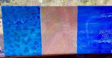 Stained glass sheet variety pack 12 sheets 8 by 6 inches (shipping only $8.50)