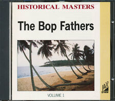 The Bop Fathers Volume 1: Historical Masters CD **BRAND NEW/STILL SEALED**