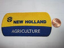 FARM TRACTOR PATCH NEW HOLLAND TRACTOR LOOK AND BUY NOW*