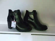Zara Buckle Block Heel Shoes for Women