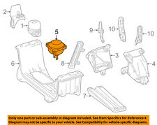 Mercedes MERCEDES-BENZ OEM 13-15 ML350-Transmission Trans Mount 1662401118