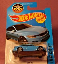 Hot Wheels 1/64 scale BMW M4 from HW City Series 24/250