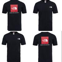 T-shirt M/M uomo THE NORTH FACE Red Box Col.TNF Black P./E.19