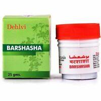 2 X Unani Dehlvi Barshasha 25 gm Free Shipping  WA329