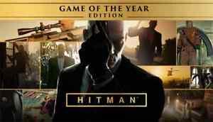 HITMAN Game of The Year Edition Steam Key  (PC) - Region Free/Worldwide -