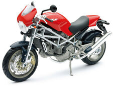 Ducati Monster S4 Red scale 1:12 Motorcycle Model From NewRay