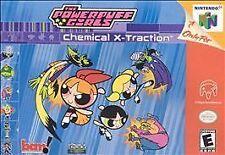 Powerpuff Girls: Chemical X-traction (Nintendo 64, 2001)