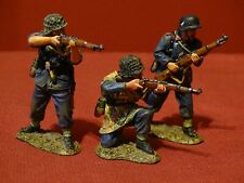 RARE King and Country German LUFTWAFFE FIELD DIVISION: ATTACK SET, Boxed - LW22