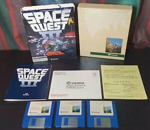 Space Quest III: The Pirates of Pestulon ATARI ST Sierra 1989