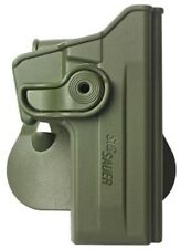 Z1070 IMI Defense OD Green RH Roto Holster for Sig Sauer 226 9mm,.40,357, P226
