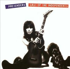 The Pretenders Last of the Independents 1994 WEA Canada CD