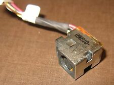DC POWER JACK SOCKET IN PORT w/ CABLE HARNESS HP PAVILION G4-1015DX DD0R11AD020