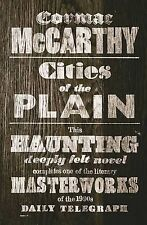 Cities of the Plain by Cormac McCarthy (Paperback, 2010)