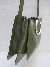 AUTHENTIQUE sac à main  SEQUOIA cuir  TBEG vintage bag