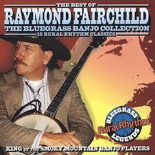 "RAYMOND FAIRCHILD, CD ""THE BLUEGRASS BANJO COLLECTION"" NEW SEALED"