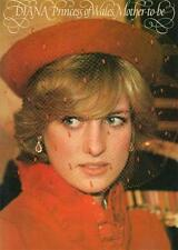PRINCESS DIANA ROYAL MOTHER TO BE PHOTO BOOK SOFTCOVER MANY PICTURES