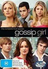 GOSSIP GIRL THE FIRST SEASON 1 - BRAND NEW & SEALED R4 DVD (5-DISC SET) 2007