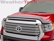WeatherTech Stone & Bug Deflector Hood Shield for Toyota Tundra 2014-2019