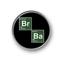 "BREAKING BAD / 1"" / 25mm pin button / badge / Heisenberg / Jesse / Walter White"