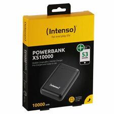 Intenso 7313530 Xs10000 Powerbank 10000 mAh schwarz
