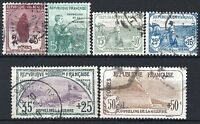 "FRANCE STAMP 148 / 153 "" PREMIERE SERIE ORPHELINS 6 TIMBRES "" OBLITERES TB  M434"