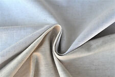 A19 NATURAL LINEN &WHITE 2 WAY RUSTIC WEAVE MADE FOR HUGO BOSS MADE IN ITALY