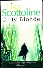 New, Dirty Blonde, Lisa Scottoline, Book
