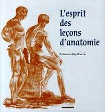 L'esprit des leçons d'anatomie - Alain Bouchet - Cheminements 2008