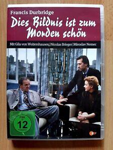Straßenfeger Dies Bildnis ist zum Morden schön Francis Durbridge DVD