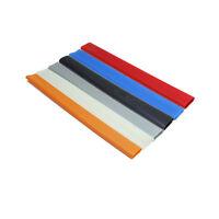 10P IBS Billiards Cue Grip Anti Slip Silicon Tubing Covers Pool Snooker 6 Color