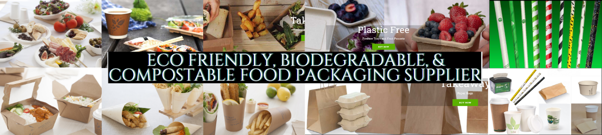 COMPOSTABLE-BIODEGRADABLE PACKAGING