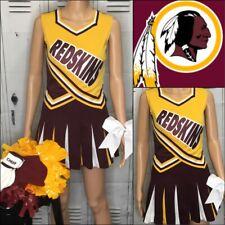 New listing Cheerleading Uniform Washington Redskins Vintage 7pc Set Adult Xs