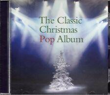 Classic Christmas Pop Album (2014 CD) Backstreet Boys/Bros/New Kids On The Block