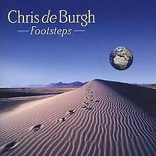 Footsteps von De Burgh,Chris | CD | Zustand gut