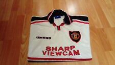 Manchester United MUFC 1999 Treble Umbro Shirt XXL in great condition