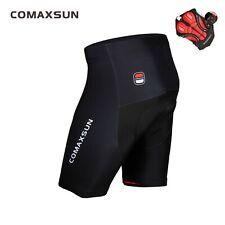 Comaxsun Men's Cycling Shorts 3D Gel Padded Bike Bicycle Sports Tight S-3XL