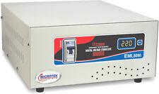 Microtek EML 5090 Digital Voltage Stabilizer 5KVA for Mainline (90V-300V)