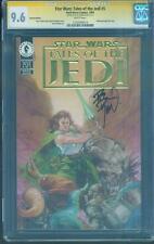 Star Wars Tales of Jedi 5 CGC SS 9.6 Dave Dorman Special Ed Gold Foil no 8