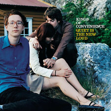 Kings Of Convenience QUIET IS THE NEW LOUD Debut LIMITED New Colored Vinyl LP