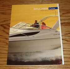 Original 2001 Bayliner Ciera Sales Brochure 01